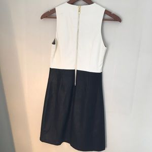 JB by Julie Brown Dresses - Julie Brown NYC faux leather dress size 0